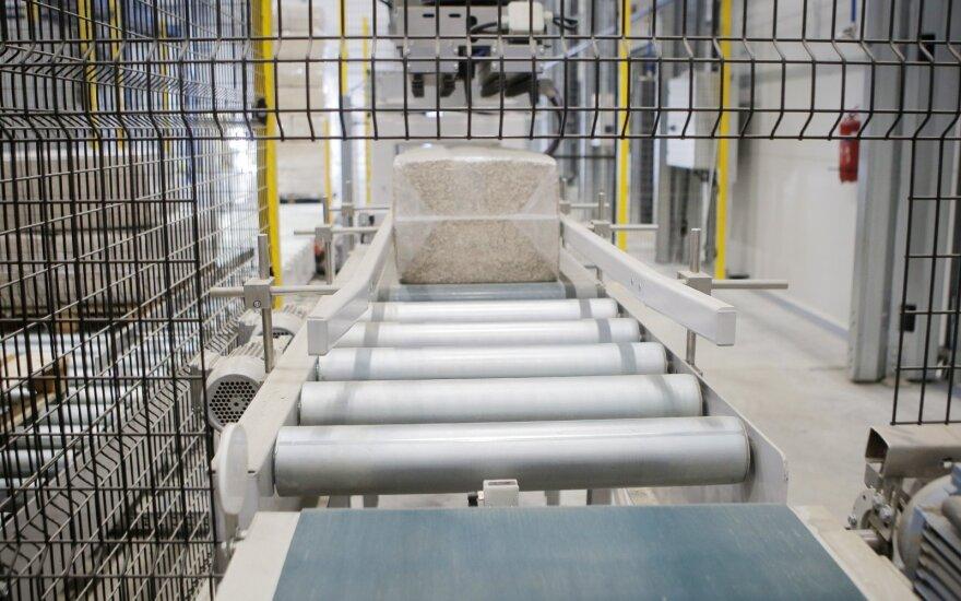 Kėdainių LEZ atidaryta kanapių perdirbimo gamykla