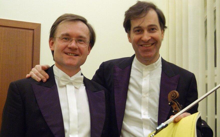R.Šervenikas ir Ph.Graffinas