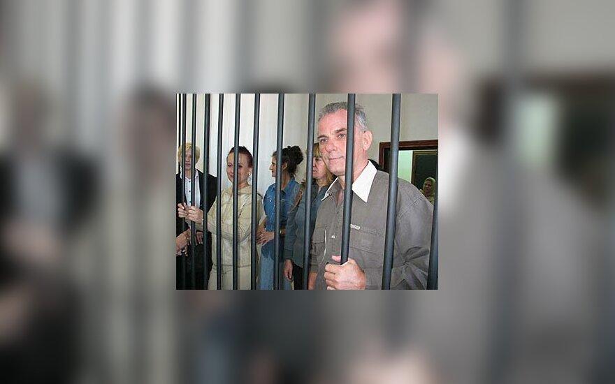 Gydytojai Libijos teisme