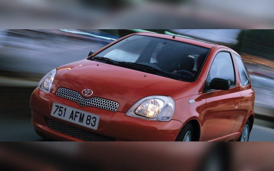 Toyota Yaris (1999 m.)