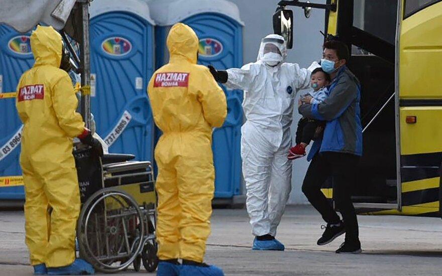 Vietname patvirtintas devintas užsikrėtimo koronavirusu atvejis