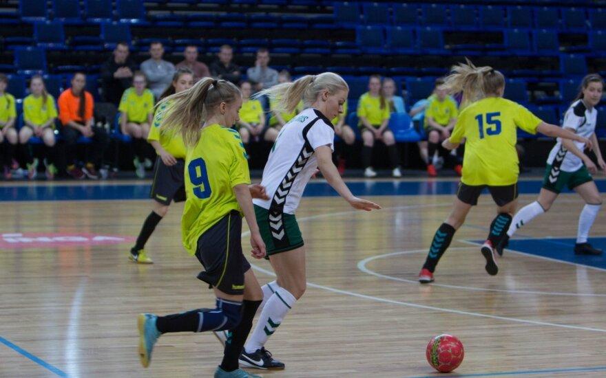 Lietuvos moterų salės futbolo (futsal) rinktinė