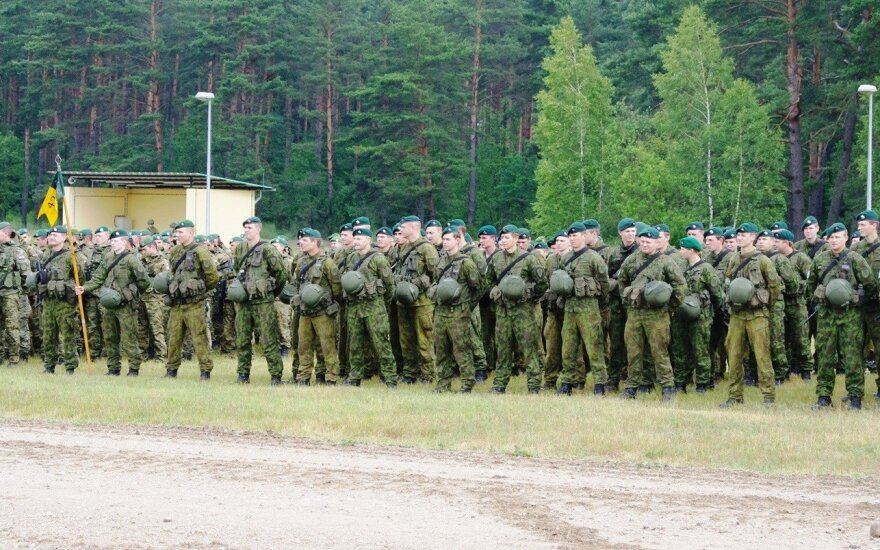 Lithuania's DefMin, Labor Exchange create database for retired soldiers
