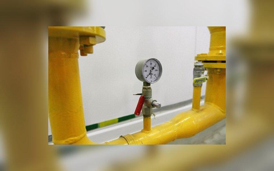 """Turkmėnija pasirengusi tiekti dujas """"Nabucco"""" dujotiekiu"""