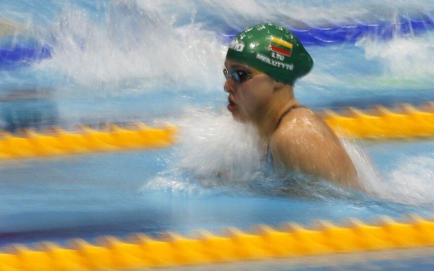 J. Ruddas: finale pamatysime kitokį R. Meilutytės plaukimą