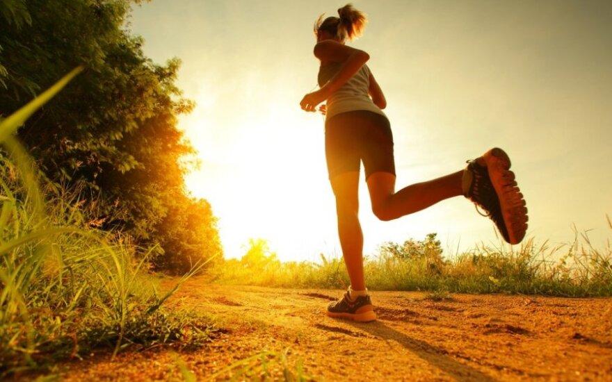 12 priežasčių pradėti bėgioti jau šiandien