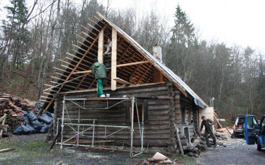 Lietuvoje kuriamas ekomuziejus (asociatyvi nuotr.)