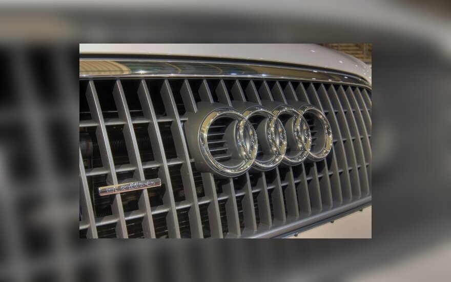 "2012 m. Kinija taps pagrindine ""Audi"" rinka"