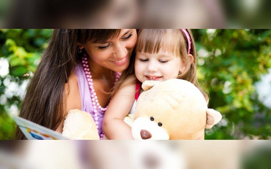Vingiuotas knygos kelias į vaikų širdis I