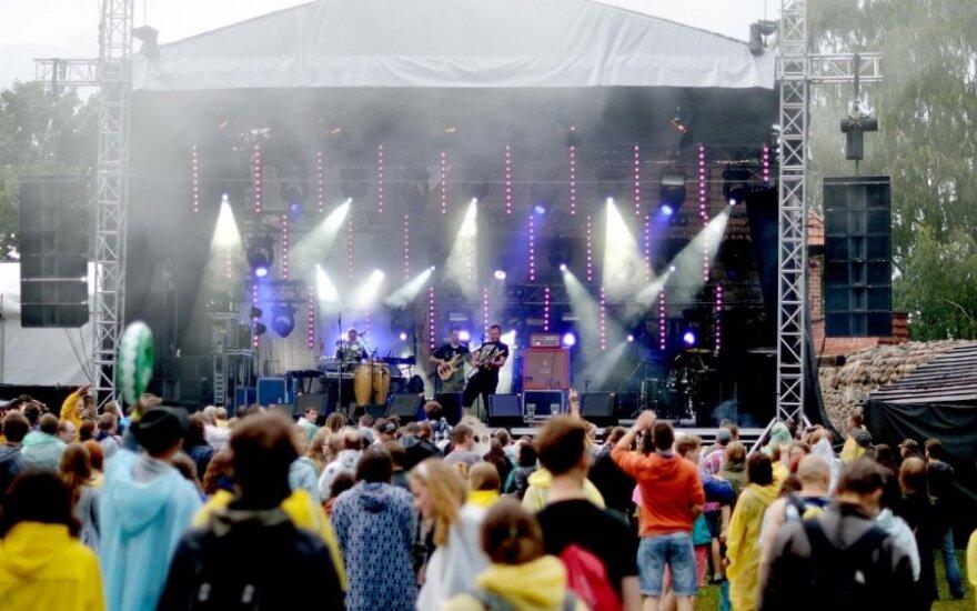 """Jaunieji Baltijos šalių elektroninės muzikos kūrėjai savaitę dalyvaus renginyje """"Baltic Trail"""""""