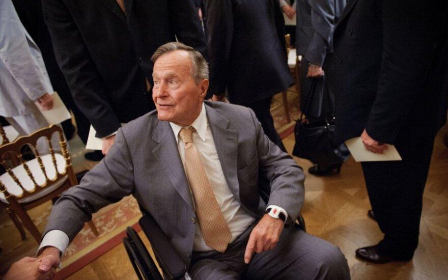 George'as Bushas vyresnysis