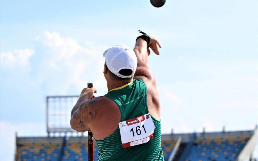 Neįgaliųjų sportas (Foto: paralympics.lt)