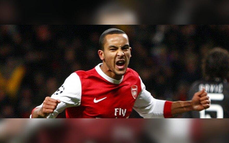 "Theo Walcottas (""Arsenal"")"