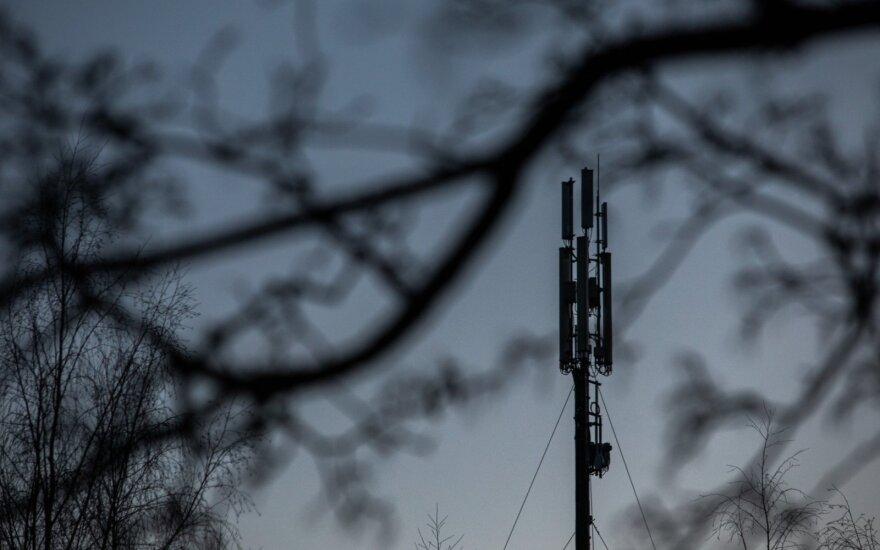 Vyriausybė turėtų tvirtinti 5G ryšio plėtros gaires