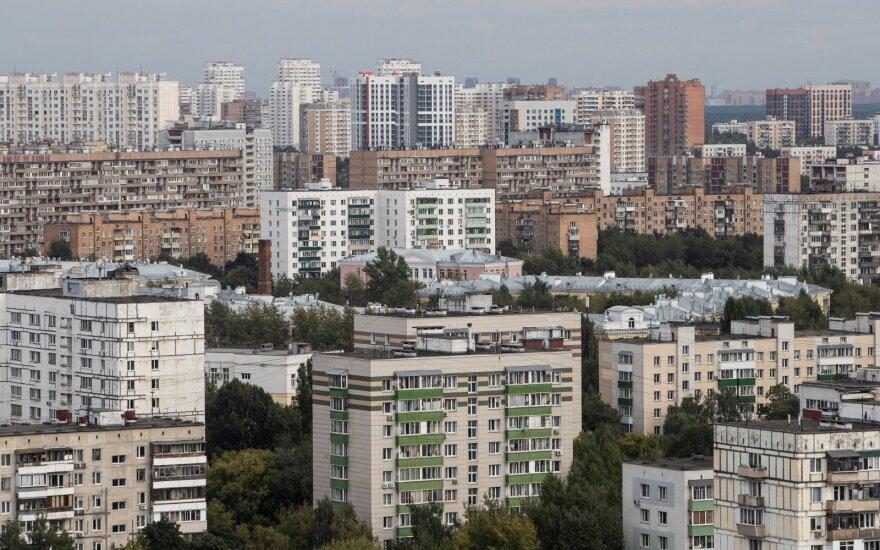 Augant butų kainoms, Rusijoje kyla baimė dėl galimo burbulo