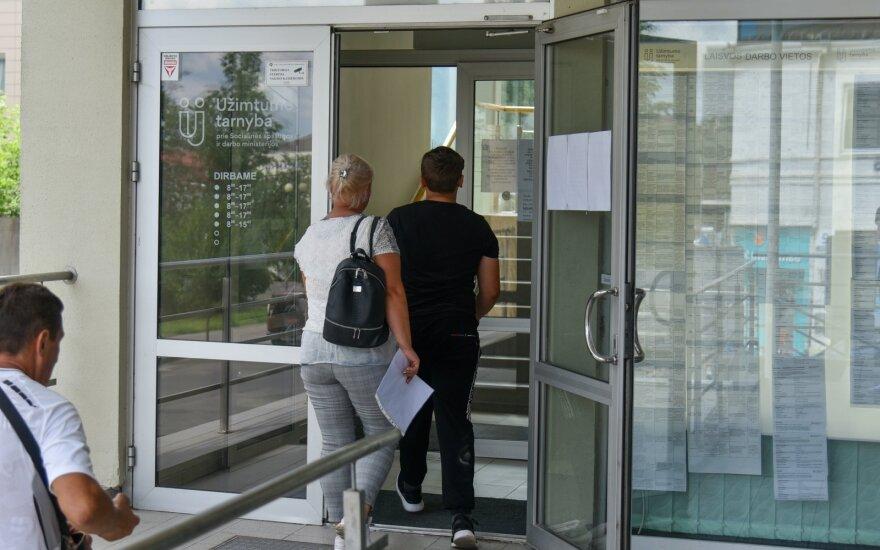 Darbą Lietuvoje per pustrečių metų susidaro beveik 180 pabėgėlių