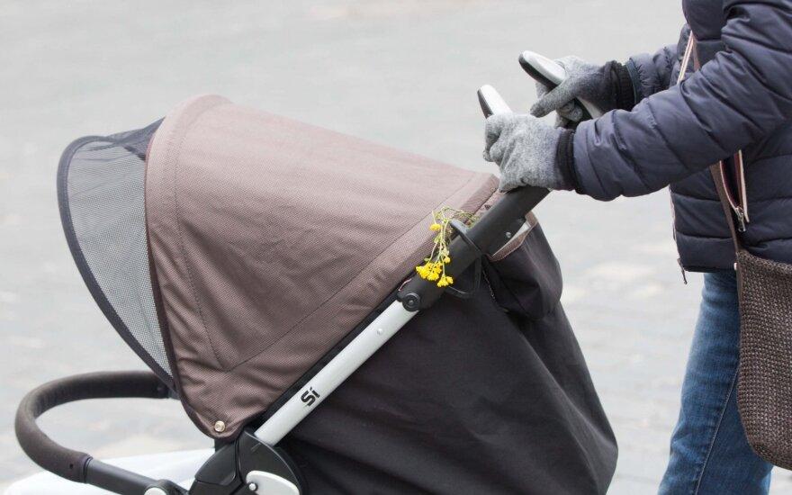 Seimas nėščiosioms ir mažų vaikų tėvams ruošia smūgį