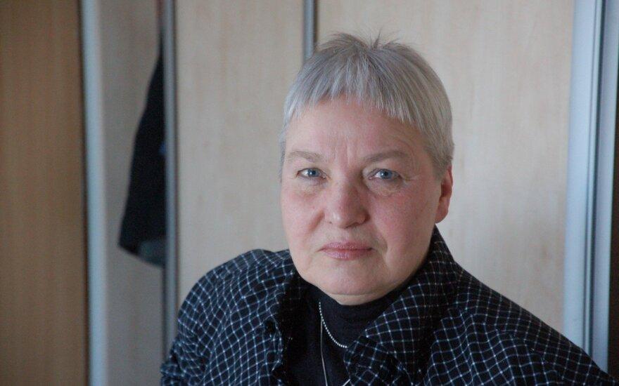 Irena Aleksaitė (Vlado Braziūnao nuotrauka)