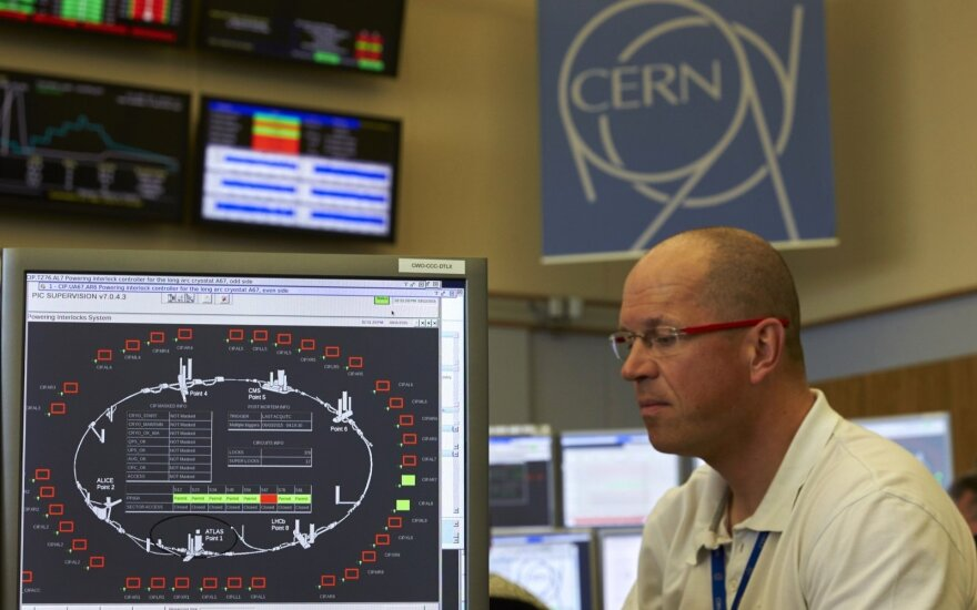 Lithuania to sign agreement with CERN on incubators in Vilnius and Kaunas