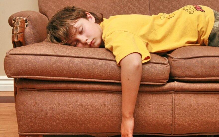 Būdas pergudrauti mokytis nenorinčius vaikus