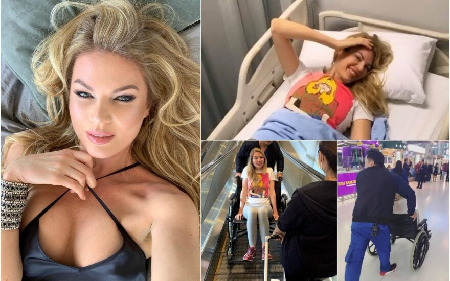 Solveiga Mykolaitytė atsidūrė Bankoko ligoninėje