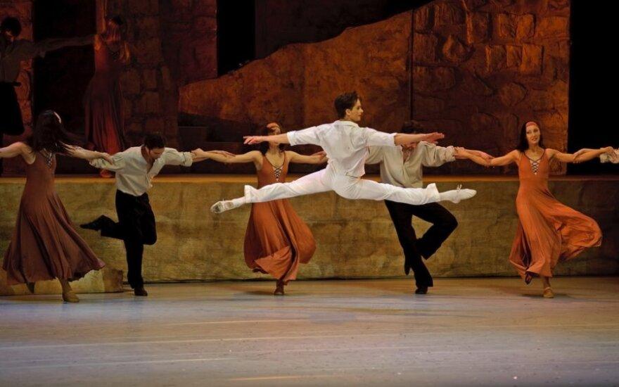 """Baletas """"Graikas Zorba"""", Nerijus Juška"""