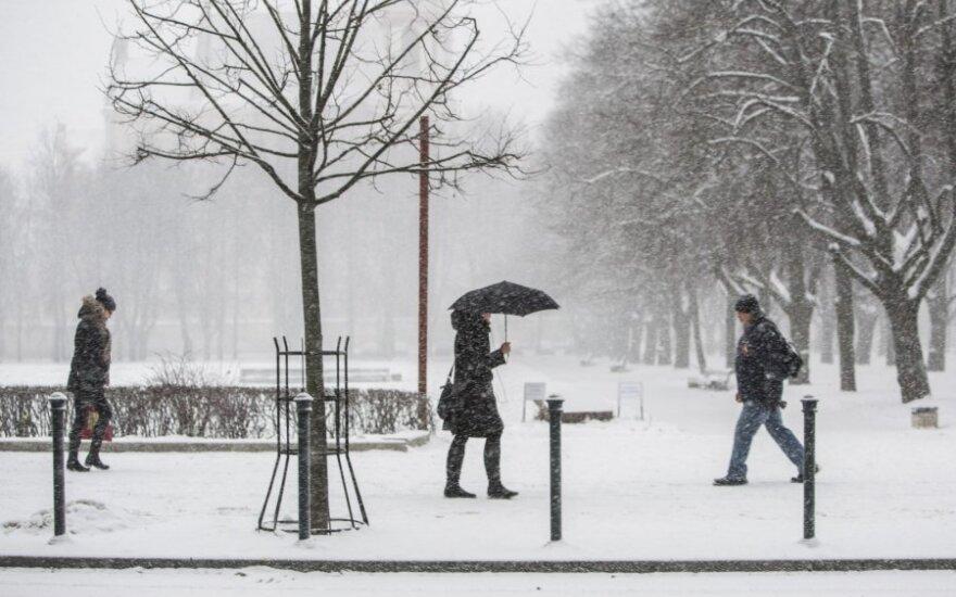 Orai: kovo pradžia atneš sniego ir permainų