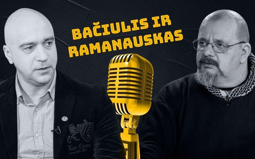 Istorikai Inga ir Tomas Baranauskai. Licvinizmas