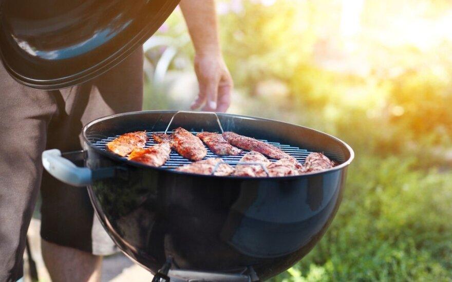 Ar maistas, keptas ant laužo, gali būti sveikatai palankus?
