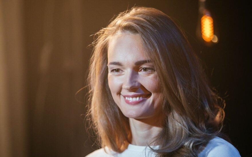 Jurgitos Jurkutės karjerą TV serialuose nutraukė ultimatumas