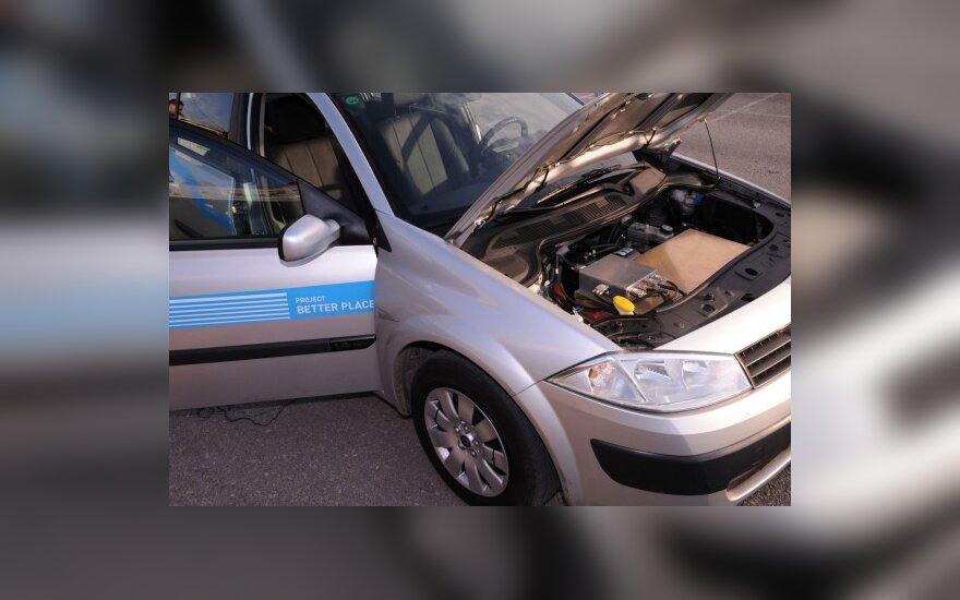 Izraelis pasiryžęs užkariauti elektromobilių rinką