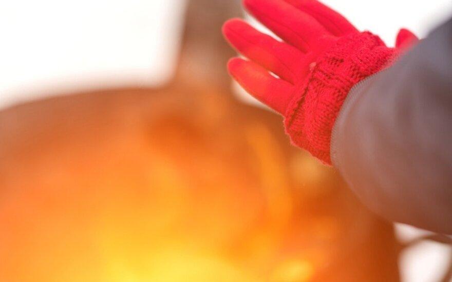 Kaip apsaugoti odą nuo žvarbių orų