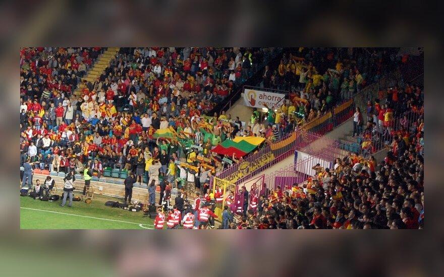 Lietuvos futbolo fanai