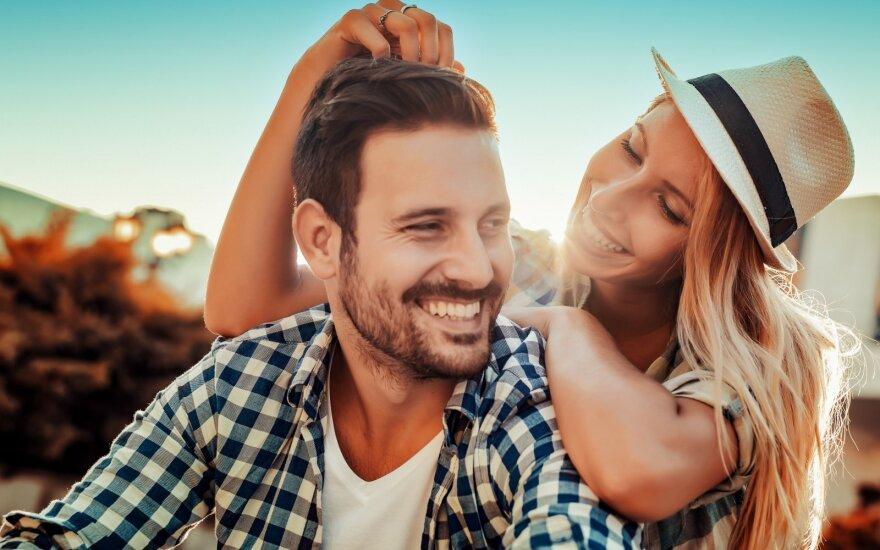 Vienuolika tikrai laimingų santykių ypatybių