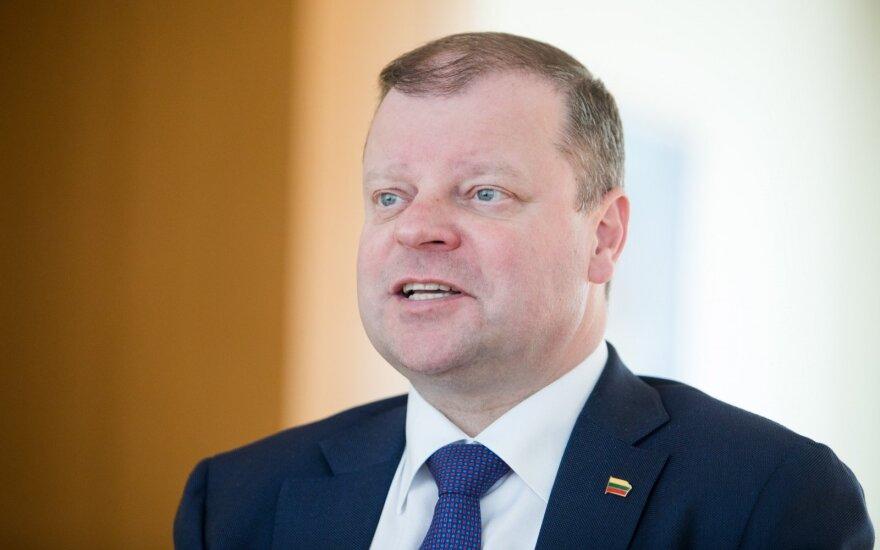 Vyriausybės nariai susitiks su savivaldybių merais