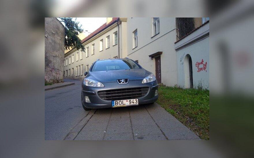 Vilniuje, Išganytojo g. 2010-09-23, 8.15 val.