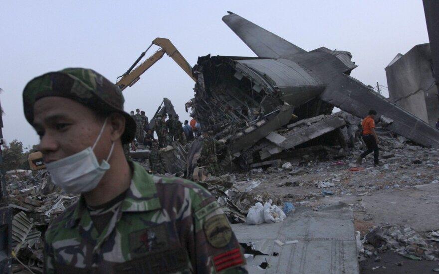 Lėktuvo katastrofa Indonezijoje