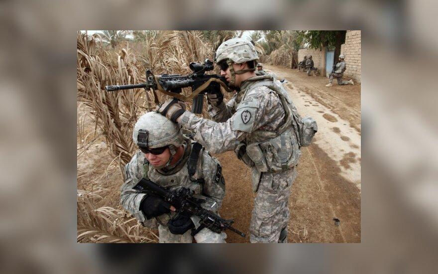 Estija su JAV surengs didžiausius pagalbos priėmimo esant krizei karinius mokymus