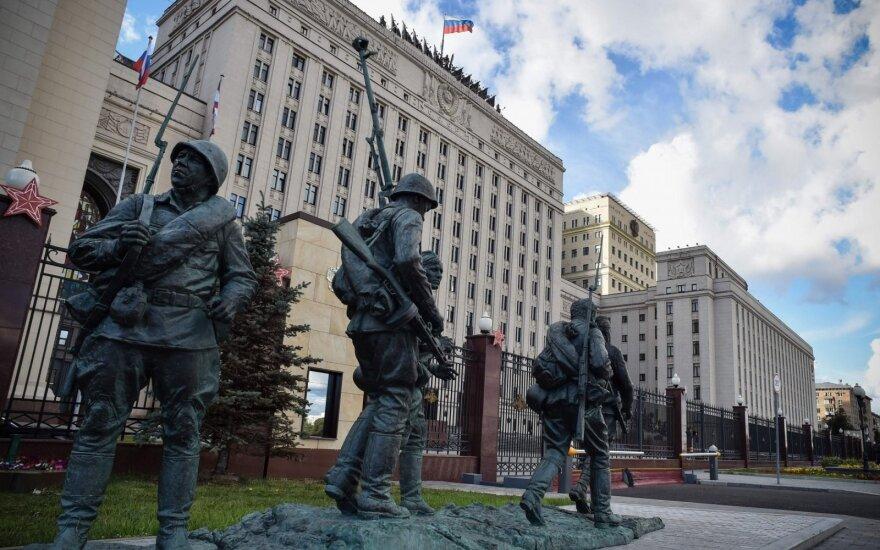 Rusijos gynybos ministerijoje – slaptas posėdis: išvados labai nemalonios