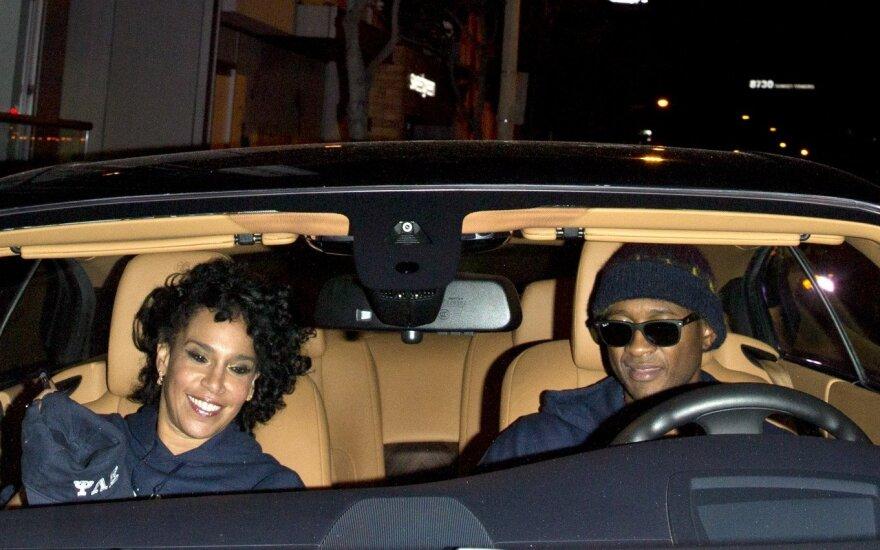 Usheris ir Grace Miguel