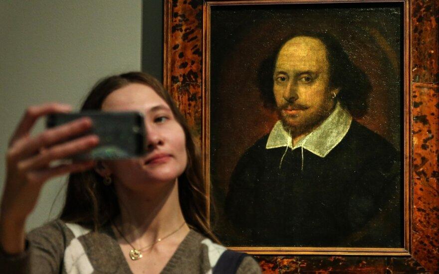 Williamo Shakespeare'o portretas