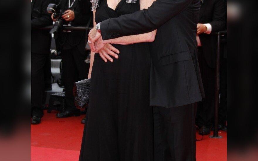 Melanie Griffith ir Antonio Banderas