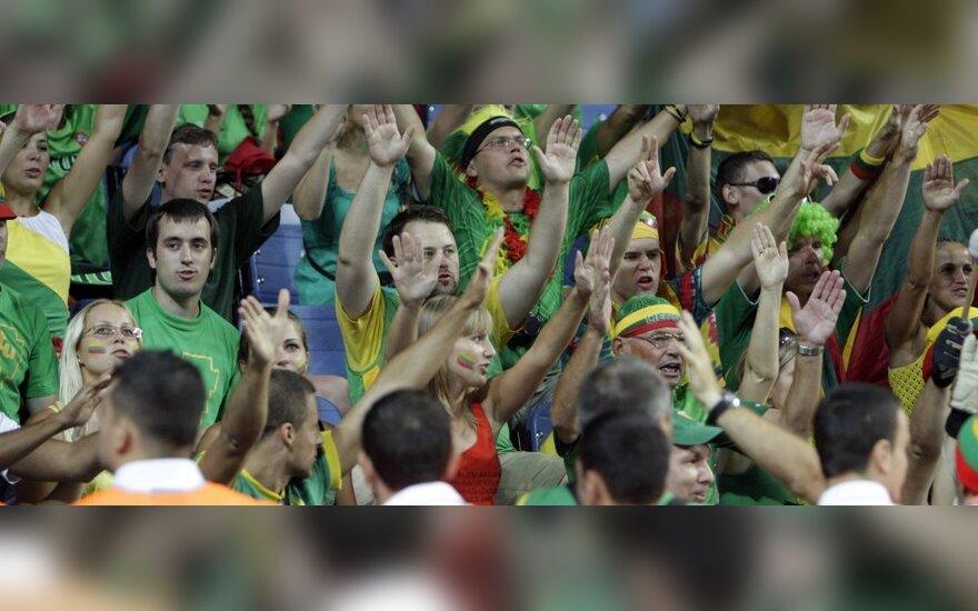 T.Sabonis: žaisti prieš tokius fanus - tiesiog nesveikai malonu