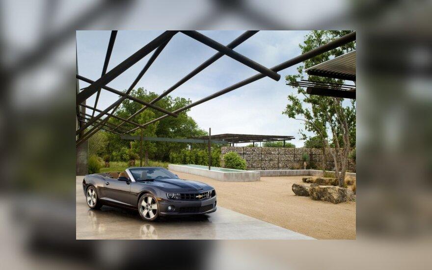 Chevrolet Camaro Neiman Marcus Edition