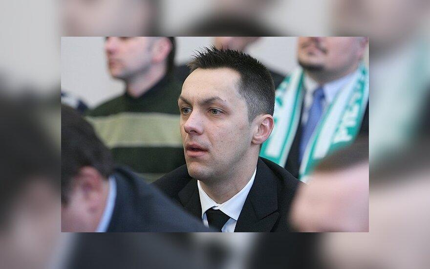 """VMFD """"Žalgiris"""" atleido tą, kuris jį išgelbėjo – trenerį M.Čepą"""