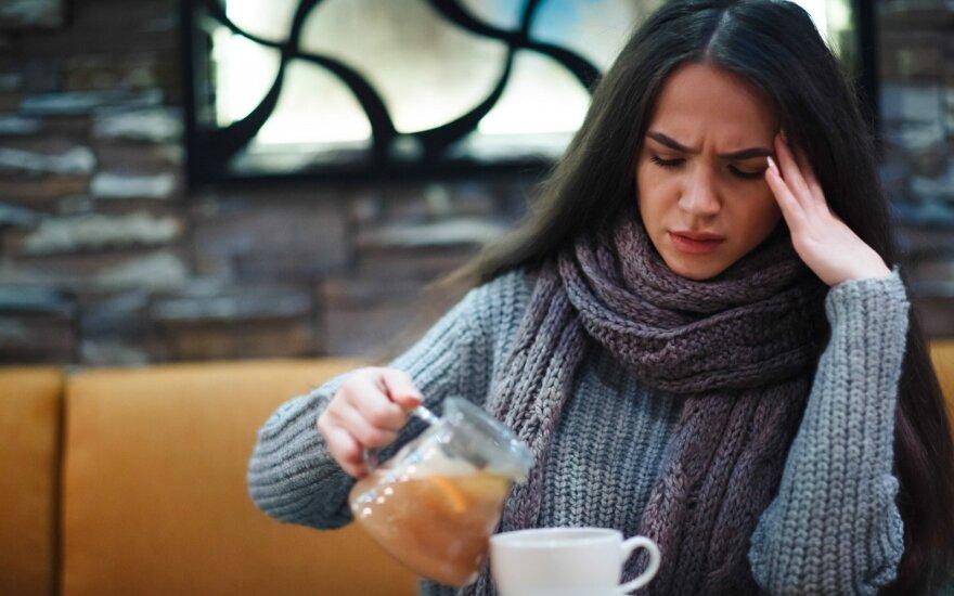 3 paprasti būdai, kaip kovoti su peršalimu, kai jis dar tik kimba