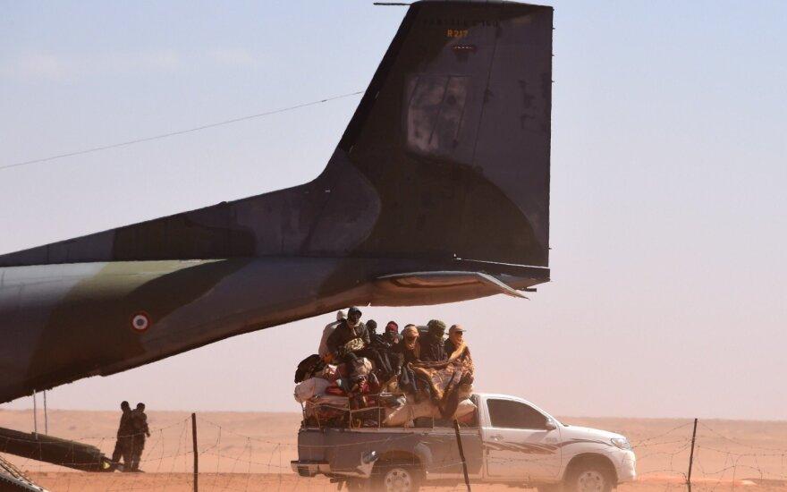 JT paprašytos balsuojant palaikyti paliaubas Libijoje