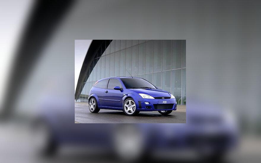 """""""Ford Focus 2002"""" automobilis"""