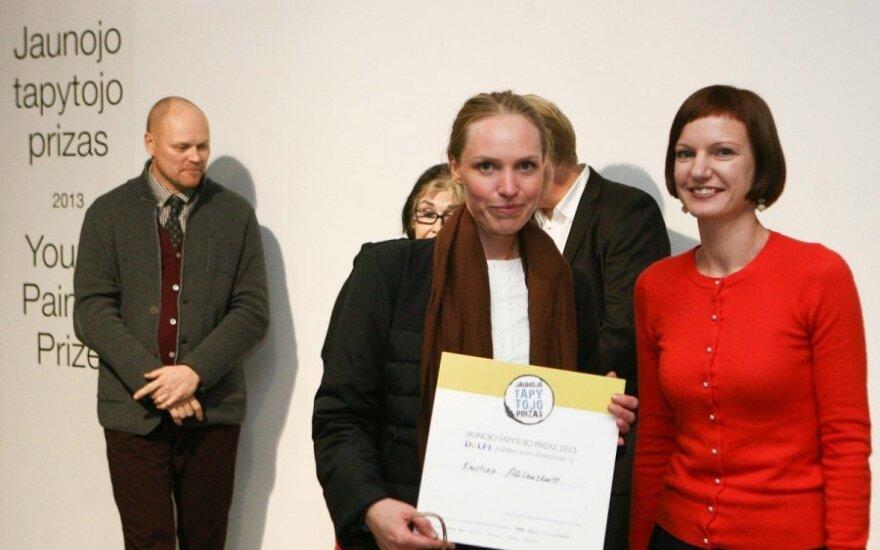 Kristina Ališauskaitė ir Monika Garbačiauskaitė-Budrienė