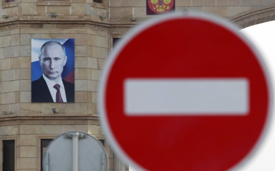 EU adds five Russian government officials to blacklist